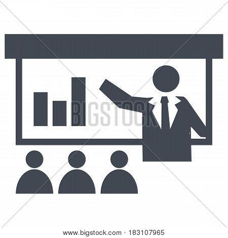 Business Presentation Training Class Occupation Presentation Meeting