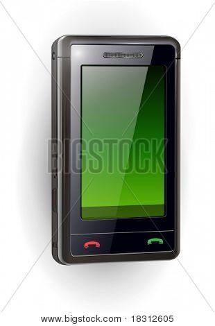 Mobile phone, smartphone - original design.