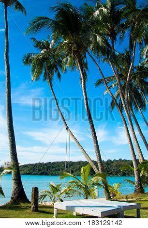 Serenity Shore Exotic Paradise