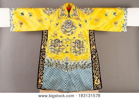 Costume Of Chinese Theatre