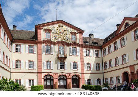 Schloss Mainau Castle Mainau Island, Konstanz, Baden-wurttemberg, Germany