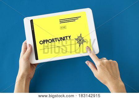 Opportunity career job employment choice