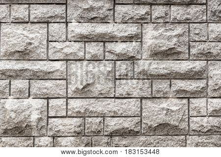 Granite texture background Stone block wall., Abstract background.