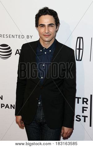 NEW YORK-APR 22: Designer Zac Posen attends the 'House Of Z' screening at SVA Theatre during the 2017 TriBeCa Film Festival on April 22, 2017 in New York City.
