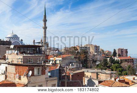Fatih Camii Esrefpasa Old Mosque, Izmir, Turkey