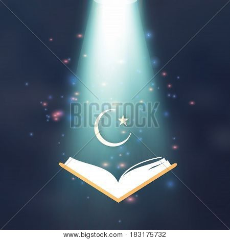 Ramdan Kareem Quran Vector Photo Free Trial Bigstock