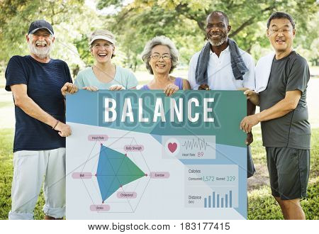 Balance Health fit exercise activity