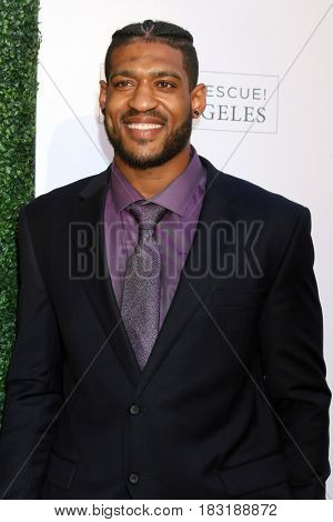 LOS ANGELES - APR 22:  David Carter at the 2017 The Humane Society Gala at Parmount Studios on April 22, 2017 in Los Angeles, CA