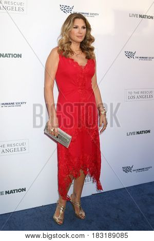 LOS ANGELES - APR 22:  Daisy Fuentes at the 2017 The Humane Society Gala at Parmount Studios on April 22, 2017 in Los Angeles, CA