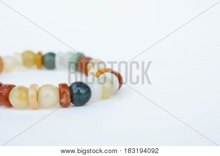 Jade bracelet Popular jewelry of the Chinese people.