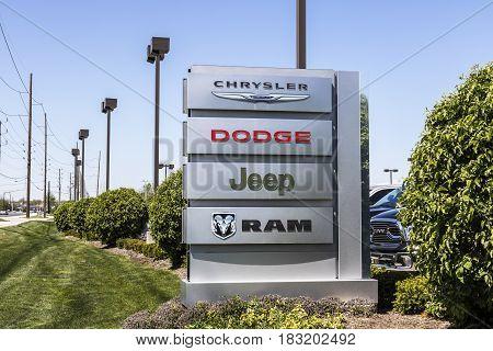 Jeep Dealership Indianapolis >> Indianapolis Circa Image Photo Free Trial Bigstock