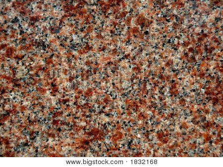 Red Speckled Granite