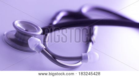 Doctor's Medical Stethoscope