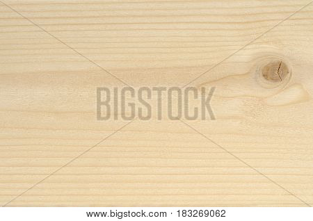 Wooden board with knot wood woodgrain texture background