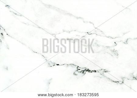 The luxury of white marble texture and background, Abstract natural marble black and white for your design art work.