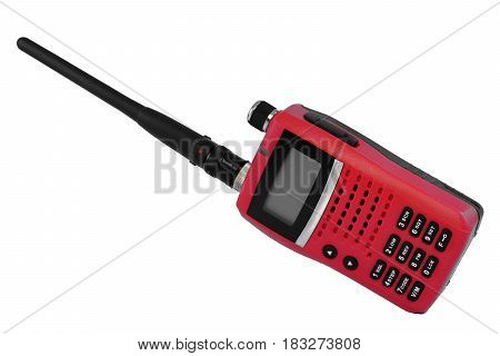 isolated radio use for all communication in construction