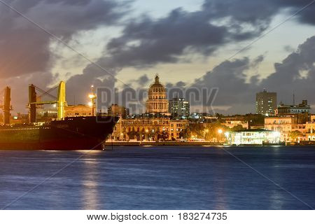 Port Of Havana