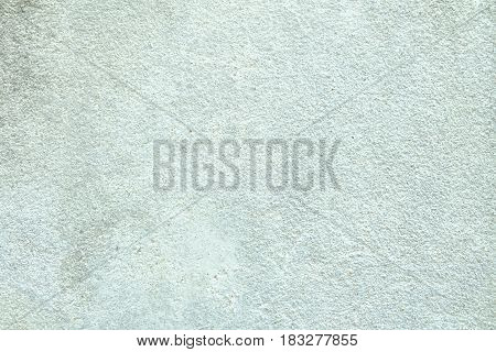 White Raw Concrete Wall Texture Suitable for Background.