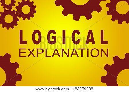 Logical Explanation Concept