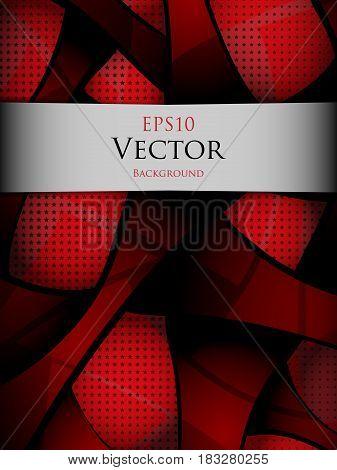 vector geometric background. Pattern for design . Eps10