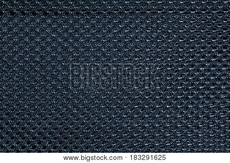 Nylon fabric texture, nylon fabric background for design with copy space for text or image.