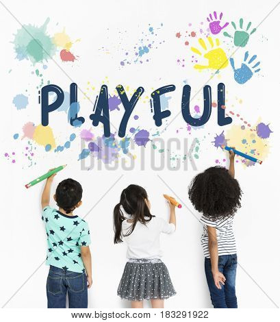 Playful Enjoyment Happiness Inspire Passion Positive