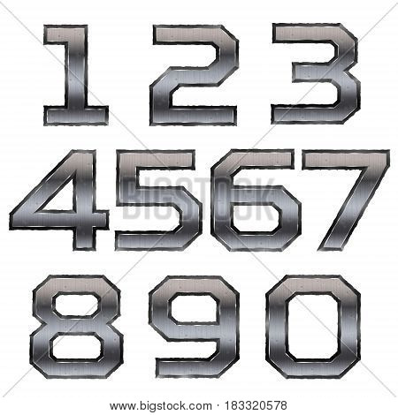 Metallic Numbers Set