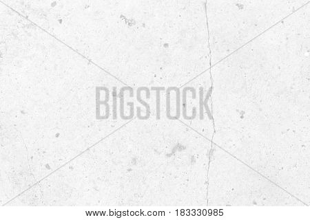 White Grunge Concrete Wall Background. Suitable for Presentation and Web Templates with Space for Text.