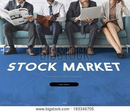 Stock Market Trade Finance Exchange Forex Concept