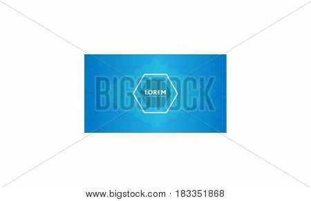 Vector Background In A Blue Color Gamut. Abstract Background.