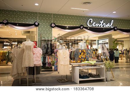 Central Store At Central Festival Chiangmai.