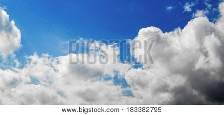 Sky, blue sky and clouds, blue sky beautiful, blue sky background, beautiful sky and clouds in the good day, sky texture, blue sky