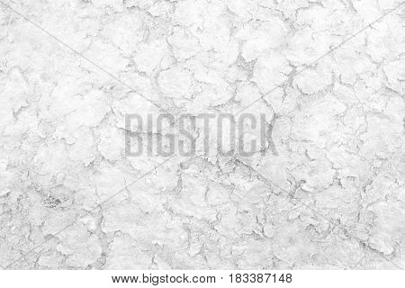 White Dried Earth Background. Suitable for Presentation and Web Templates with Space for Text.