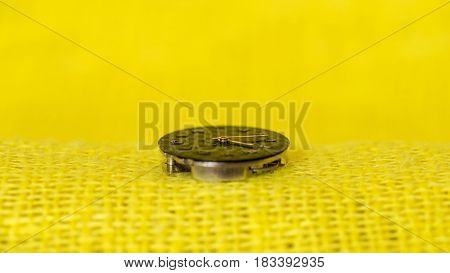 Macro Photography, Old Clockwork
