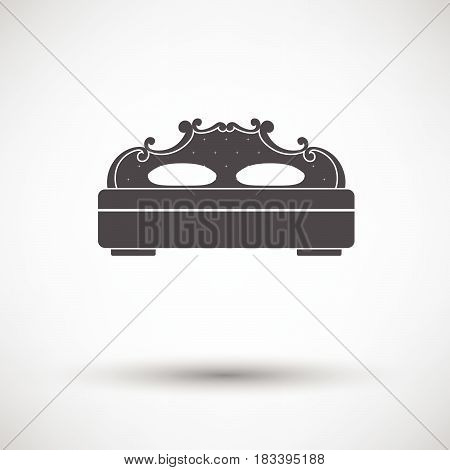 King-size Bed Icon