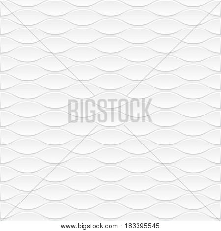 White abstract texture . Vector geometric background