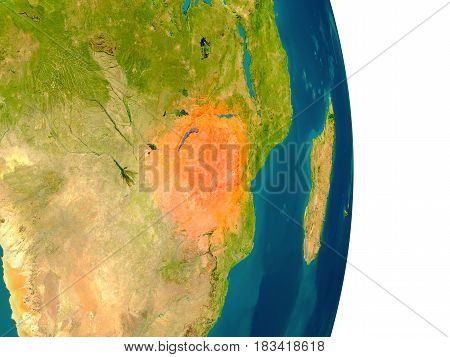 Zimbabwe On Planet