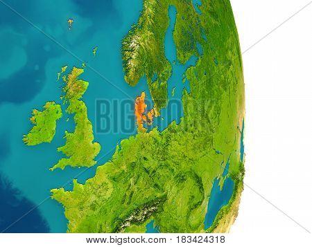 Denmark On Planet