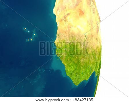 Gambia On Planet