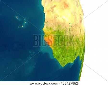 Guinea-bissau On Planet