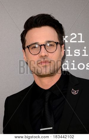 LOS ANGELES - APR 24:  Brett Dalton at the National Geographic's