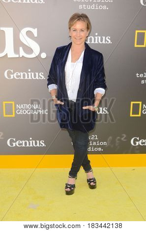 LOS ANGELES - APR 24:  Gabrielle Carteris at the National Geographic's