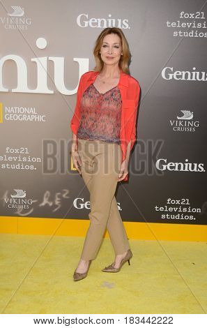 LOS ANGELES - APR 24:  Sharon Lawrence at the National Geographic's