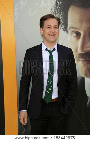 LOS ANGELES - APR 24:  T.R. Knight at the National Geographic's