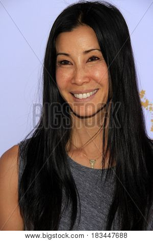 LOS ANGELES - APR 23:  Lisa Ling at the Safe Kids Day at the Smashbox Studios on April 23, 2017 in Culver City, CA