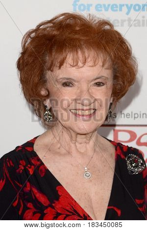 LOS ANGELES - APR 23:  Elaine DuPont at the Professional Dancers Society's 30th Gypsy Awards at the Beverly Hilton Hotel on April 23, 2017 in Beverly Hills, CA
