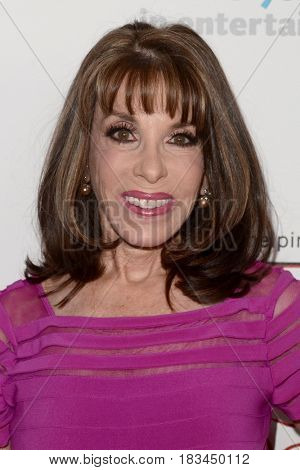 LOS ANGELES - APR 23:  Kate Linder at the Professional Dancers Society's 30th Gypsy Awards at the Beverly Hilton Hotel on April 23, 2017 in Beverly Hills, CA