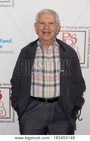 LOS ANGELES - APR 23:  Robert Clary at the Professional Dancers Society's 30th Gypsy Awards at the Beverly Hilton Hotel on April 23, 2017 in Beverly Hills, CA