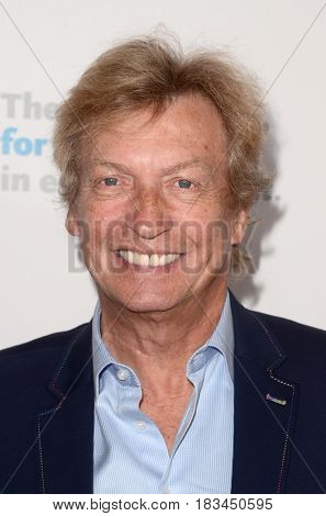 LOS ANGELES - APR 23:  Nigel Lythgoe at the Professional Dancers Society's 30th Gypsy Awards at the Beverly Hilton Hotel on April 23, 2017 in Beverly Hills, CA