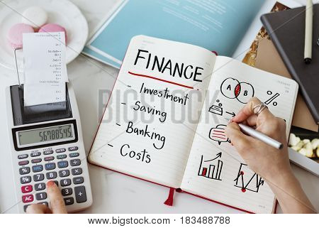 Finance Investment Banking Cost Concept
